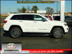 New 2019 Jeep Grand Cherokee LIMITED 4X4 Sport Utility 1C4RJFBG9KC558092 Rice Lake, WI