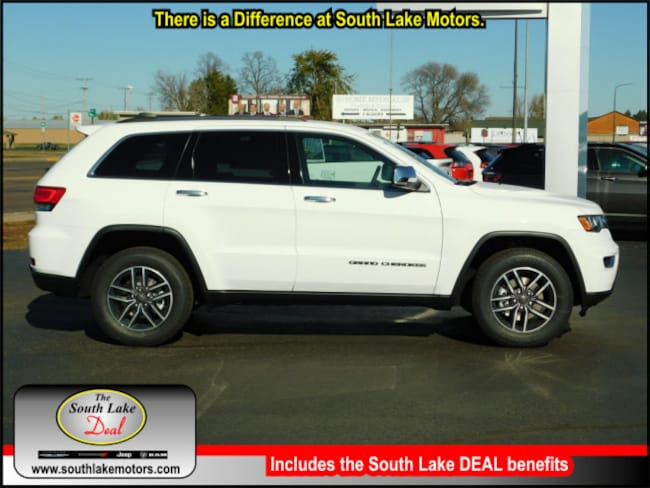 New 2019 Jeep Grand Cherokee LIMITED 4X4 Sport Utility Rice Lake WI