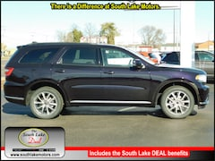 New 2019 Dodge Durango SXT PLUS AWD Sport Utility 1C4RDJAG0KC561250 Rice Lake, WI