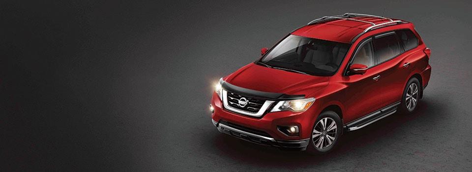2018 Nissan Pathfinder: Changes, Specs, MPG, Price >> 2019 Nissan Pathfinder Trim Levels S Vs Sv Vs Sl