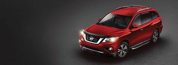 2019 Nissan Pathfinder Trim Levels: S vs  SV vs  SL