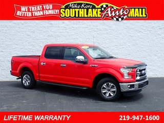 2015 Ford F-150 Truck SuperCrew Cab For Sale in Merrillville, IN