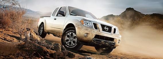 2019 Nissan Frontier Trim Levels: S vs  SV vs  SL vs  Desert