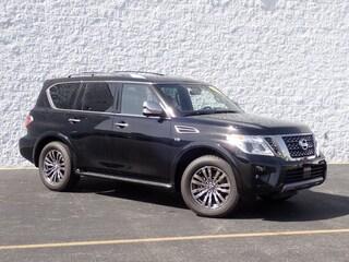 2019 Nissan Armada Platinum SUV For Sale in Merrillville,IN