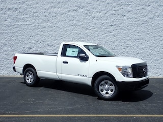 2019 Nissan Titan S Truck Single Cab For Sale in Merrillville,IN