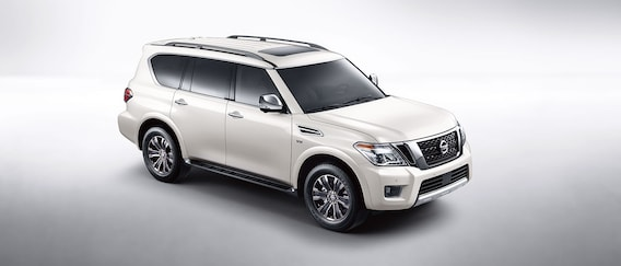 2019 Nissan Armada Trim Levels Sv Vs Sl Vs Platinum