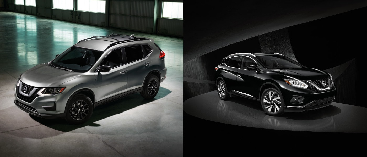 Nissan Rogue Vs Murano >> 2019 Nissan Rogue Vs Murano What Are The Differences
