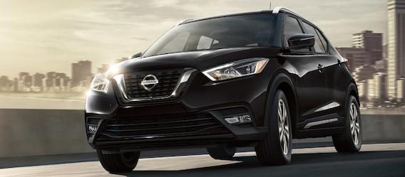 2019 Nissan Kicks Trim Levels: S vs  SV vs  SR