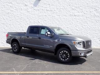 2019 Nissan Titan XD PRO-4X Diesel Truck Crew Cab For Sale in Merrillville,IN