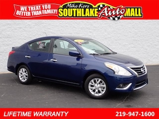 2018 Nissan Versa 1.6 SV Sedan For Sale in Merrillville, IN