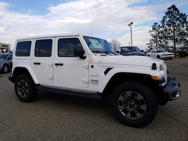 2019 Jeep Wrangler UNLIMITED SAHARA 4X4 Sport Utility in Cordele at Southland Chrysler