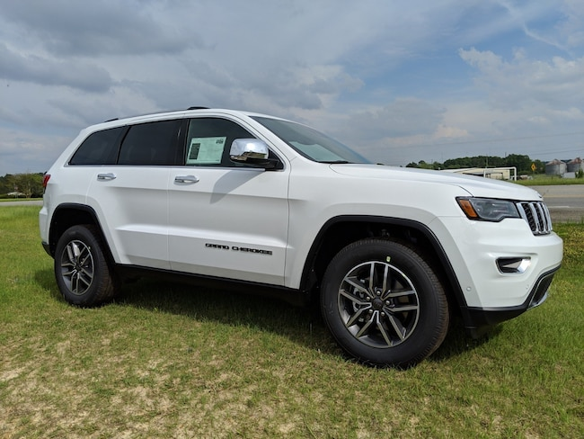 2019 Jeep Grand Cherokee LIMITED 4X2 Sport Utility in Cordele at Southland Chrysler