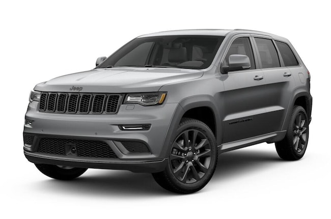 2019 Jeep Grand Cherokee HIGH ALTITUDE 4X4 Sport Utility in Cordele at Southland Chrysler