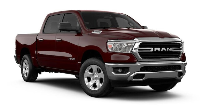 2019 Ram 1500 BIG HORN / LONE STAR CREW CAB 4X2 5'7 BOX Crew Cab in Cordele at Southland Chrysler