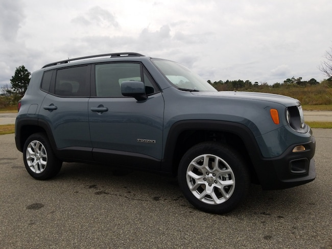 2018 Jeep Renegade LATITUDE 4X4 Sport Utility in Cordele at Southland Chrysler