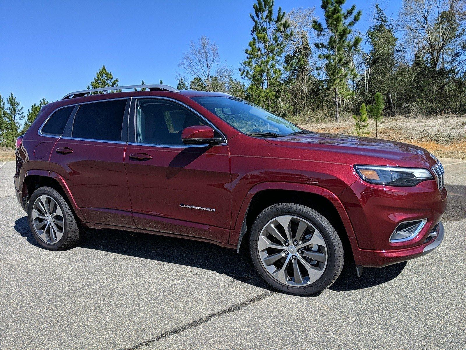 2019 Jeep Cherokee OVERLAND FWD Sport Utility
