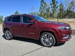 2019 Jeep Cherokee OVERLAND FWD Sport Utility 1C4PJLJX1KD187382 for sale in Cordele at Southland Chrysler
