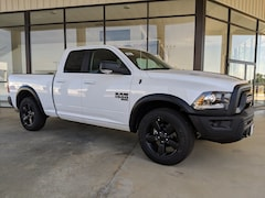 2019 Ram 1500 Classic WARLOCK QUAD CAB 4X2 6'4 BOX Quad Cab 1C6RR6GG5KS616620 for sale in Cordele at Southland Chrysler