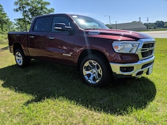 2019 Ram All-New 1500 BIG HORN / LONE STAR CREW CAB 4X2 5'7 BOX Crew Cab 1C6RREFGXKN827550 for sale in Cordele at Southland Chrysler