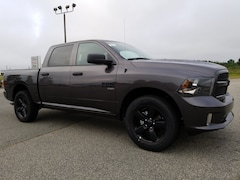 2019 Ram 1500 CLASSIC EXPRESS CREW CAB 4X2 5'7 BOX Crew Cab 1C6RR6KG0KS515248 for sale in Cordele at Southland Chrysler