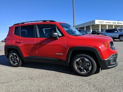 2017 Jeep Renegade SPORT 4X2 Sport Utility ZACCJAAB5HPG05122 for sale in Cordele at Southland Chrysler