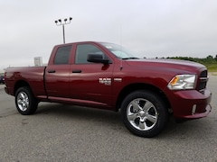 2019 Ram 1500 CLASSIC EXPRESS QUAD CAB 4X4 6'4 BOX Quad Cab 1C6RR7FT0KS502268 for sale in Cordele at Southland Chrysler