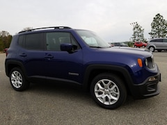 2018 Jeep Renegade LATITUDE 4X2 Sport Utility ZACCJABB8JPJ56701 for sale in Cordele at Southland Chrysler