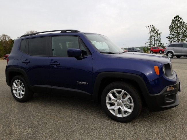 2018 Jeep Renegade LATITUDE 4X2 Sport Utility in Cordele at Southland Chrysler