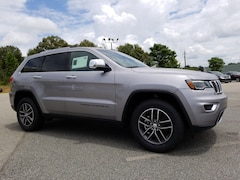 2017 Jeep Grand Cherokee LIMITED 4X2 Sport Utility 1C4RJEBG8HC965369 for sale in Cordele at Southland Chrysler