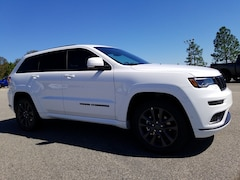 2019 Jeep Grand Cherokee HIGH ALTITUDE 4X2 Sport Utility 1C4RJECG5KC558244 for sale in Cordele at Southland Chrysler