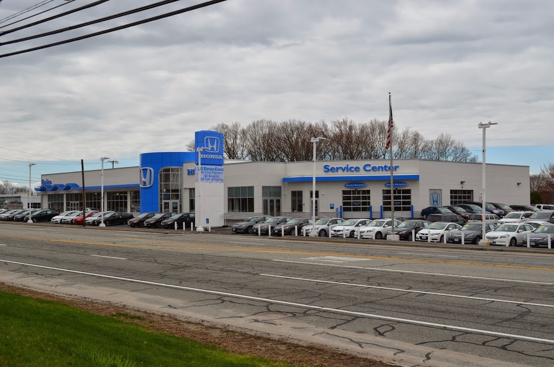 Balise Honda of West Warwick, new & used car dealer in RI