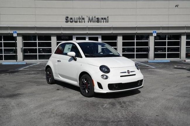 Fiat 500 Pop >> New 2019 Fiat 500 Pop Hatchback For Sale In Miami Fl