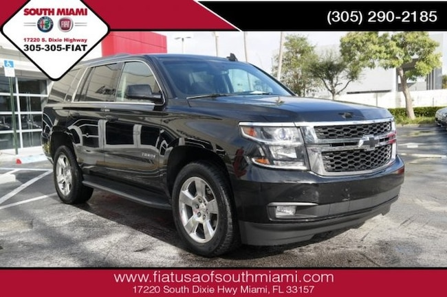 Used 2016 Chevrolet Tahoe LT SUV for sale in Miami, FL at South Miami FIAT