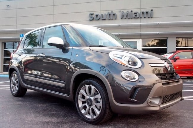 New 2015 FIAT 500L TREKKING Hatchback for sale in Miami, FL at South Miami FIAT