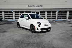 New 2019 FIAT 500 POP HATCHBACK Hatchback 3C3CFFKH0KT716571 for sale in Miami, FL at South Miami FIAT