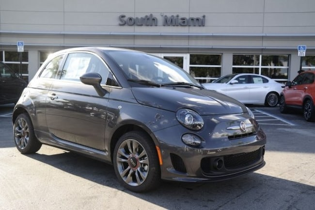 New 2018 FIAT 500 POP Hatchback for sale in Miami, FL at South Miami FIAT
