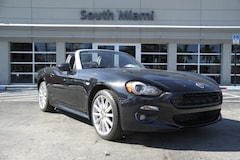 New 2017 FIAT 124 Spider LUSSO Convertible JC1NFAEK1H0101917 for sale in Miami, FL at South Miami FIAT
