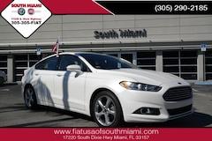 Used 2014 Ford Fusion SE 1FA6P0H73E5359723 in Miami, Florida at South Miami FIAT