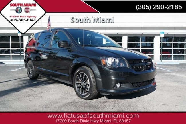 Used 2017 Dodge Grand Caravan GT for sale in Miami, FL at South Miami FIAT