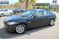 Used 2016 BMW 5 Series 4dr Sdn 528i RWD WBA5A5C51GD529111 in Miami, Florida at South Miami FIAT