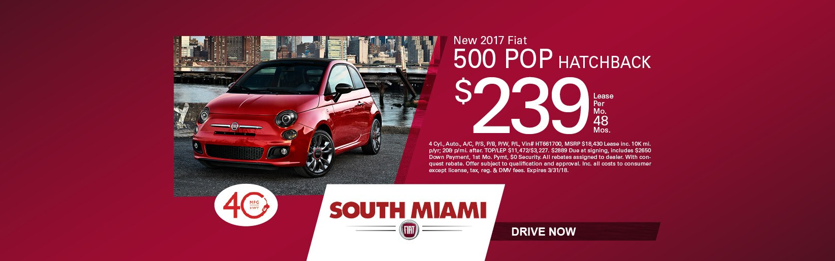 Miami FIAT Dealer South Miami FIAT Cars Serving Miami BeachFL - Fiat dealership michigan