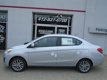 New 2019 Mitsubishi Mirage G4 For Sale at SOUTH PARK
