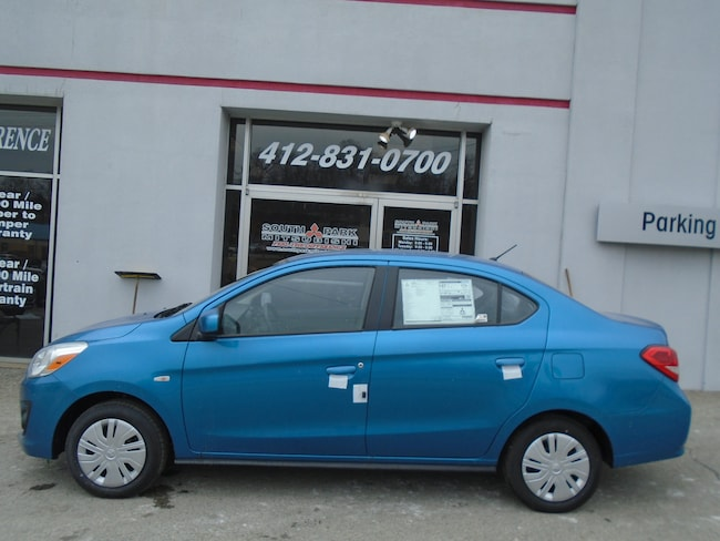 New 2019 Mitsubishi Mirage G4 ES Sedan For Sale in Bethel Park, PA