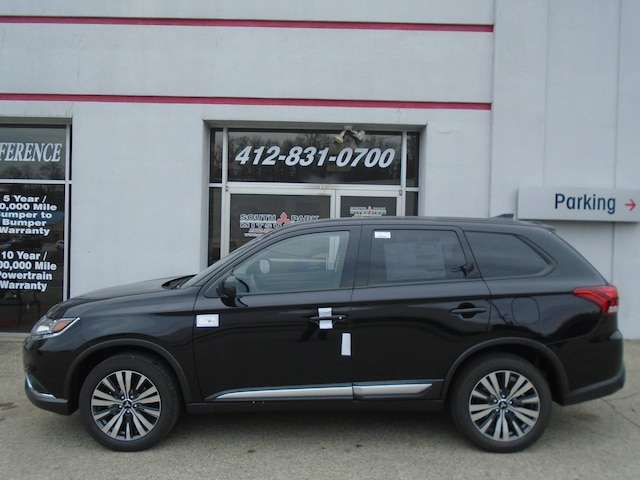 new 2019 mitsubishi outlander for sale at south park