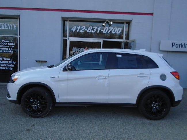 New 2019 Mitsubishi Outlander Sport 2.0 LE CUV For Sale in Bethel Park, PA