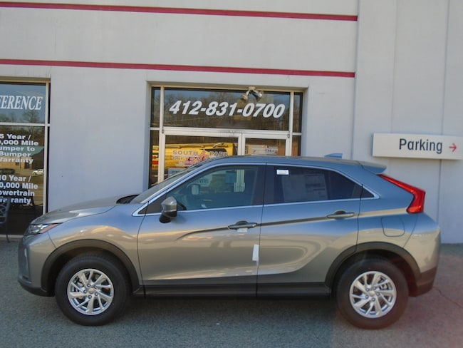 New 2018 Mitsubishi Eclipse Cross 1.5 ES CUV For Sale in Bethel Park, PA