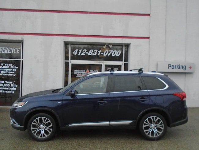Used 2018 Mitsubishi Outlander GT CUV For Sale in Bethel Park, PA