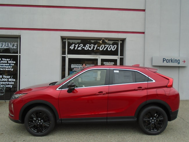 New 2018 Mitsubishi Eclipse Cross 1.5 LE CUV For Sale in Bethel Park, PA