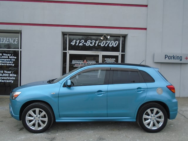 used 2012 mitsubishi outlander sport for sale at south park