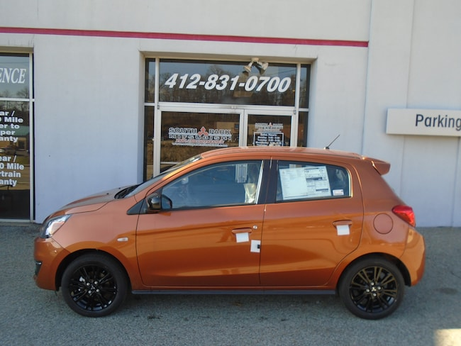 New 2019 Mitsubishi Mirage LE Hatchback For Sale in Bethel Park, PA